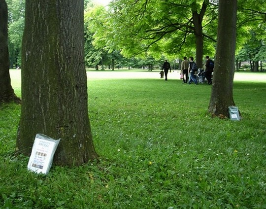 BookCrossing, compartir libros.